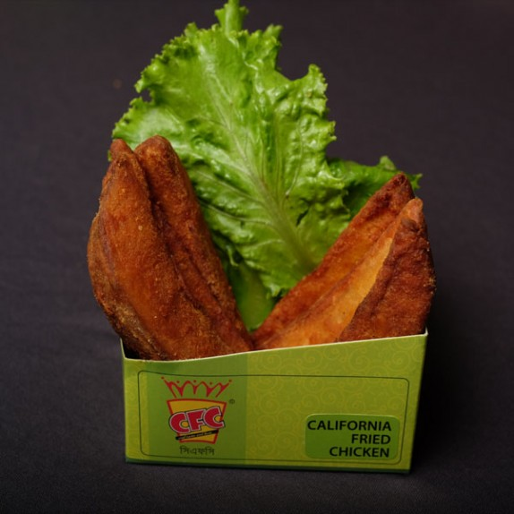 Potato Wedges 6 PCS