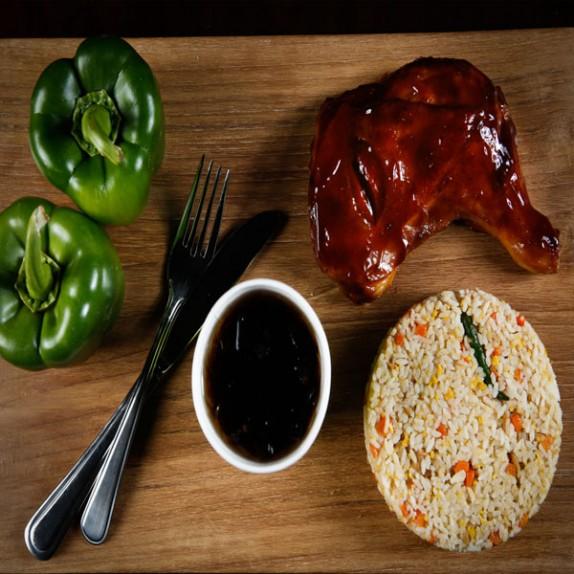BBQ Chicken 1.4 portion