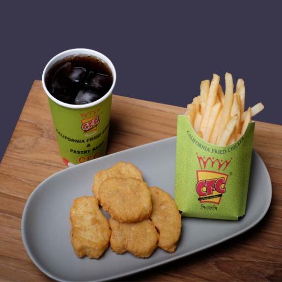 Chicken Nuggets 5pcs