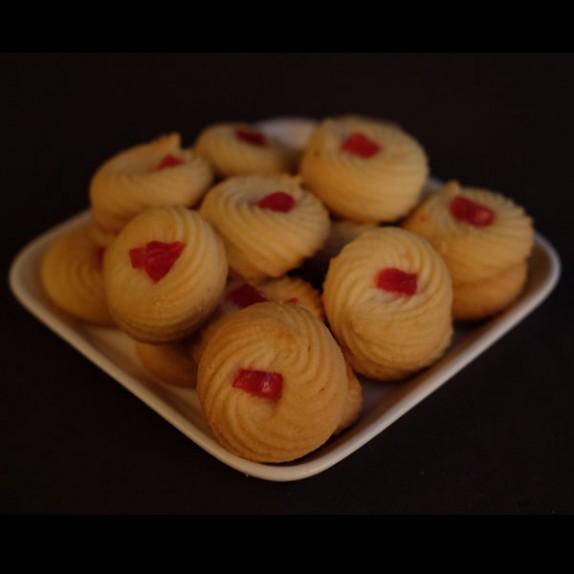 Cheery Cookies