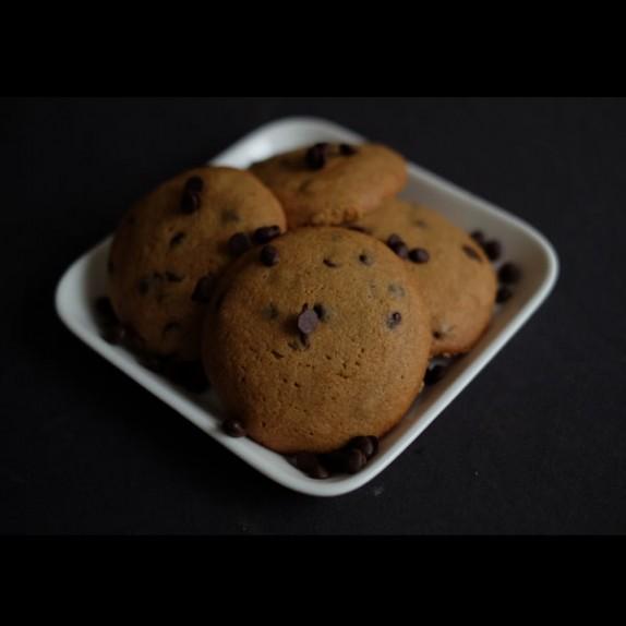 Cho. Soft Cookies