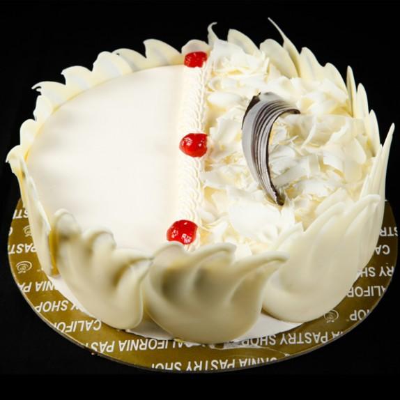 White Forest Cake(1kg)
