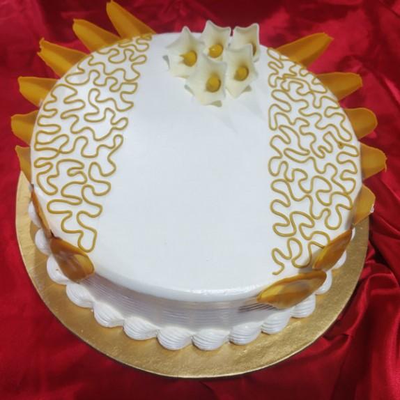 Classic Vanilla Cake (1kg)